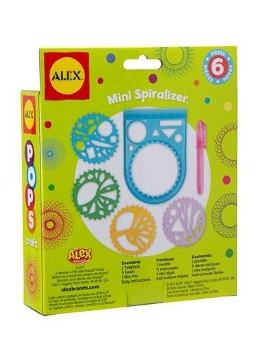 Alex Aktivite Oyuncakları Renkli